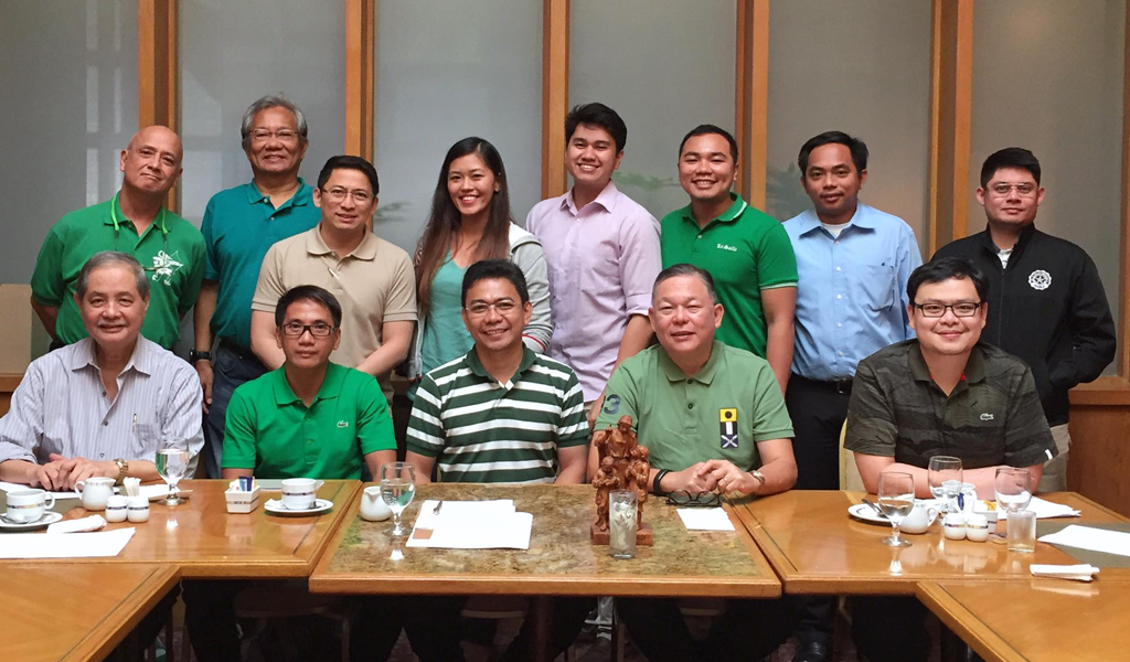 De La Salle Alumni Association Officers and Board of Directors