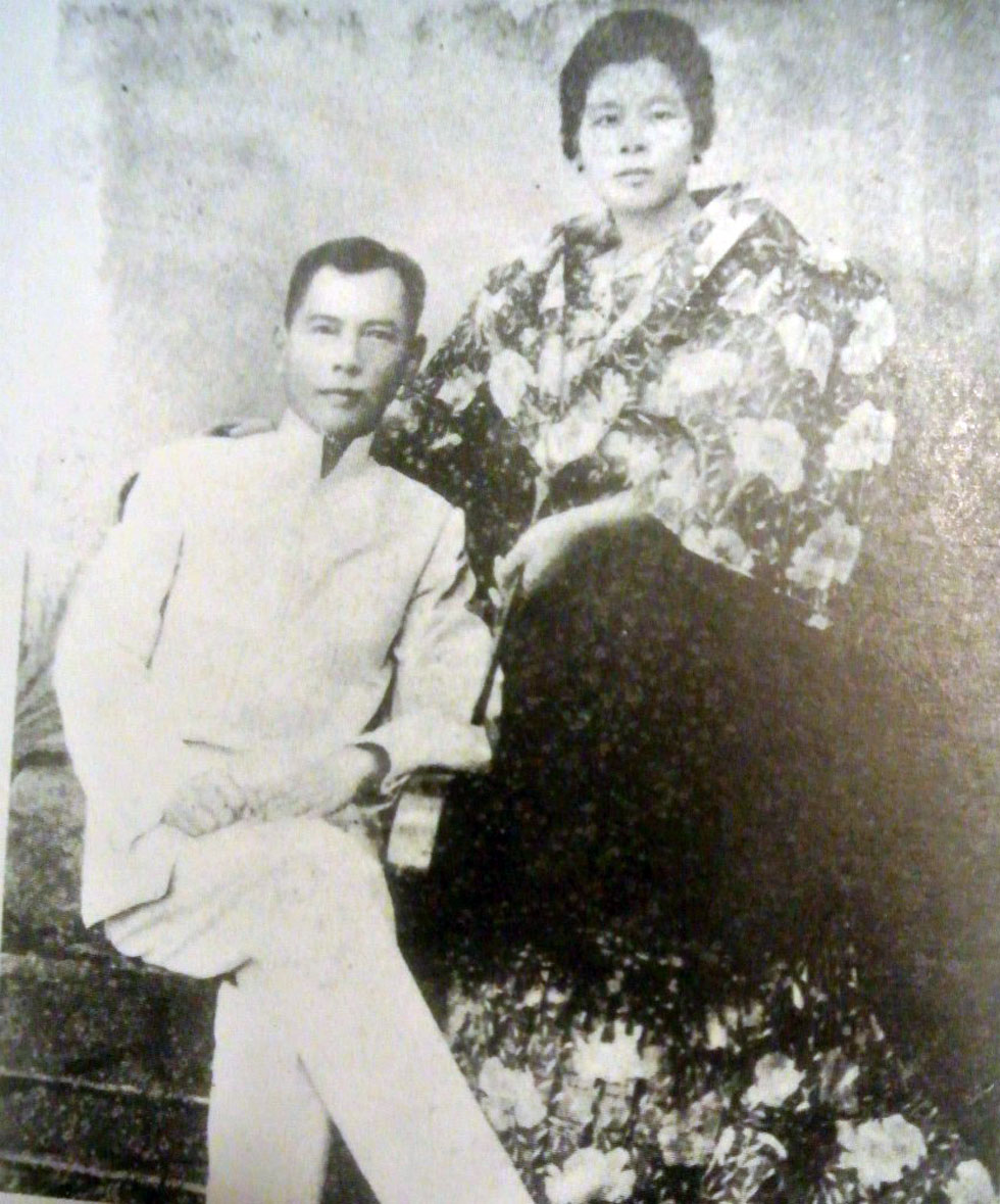 "Capitan Pepe de Leon and Narcisa ""Doña Sisang"""