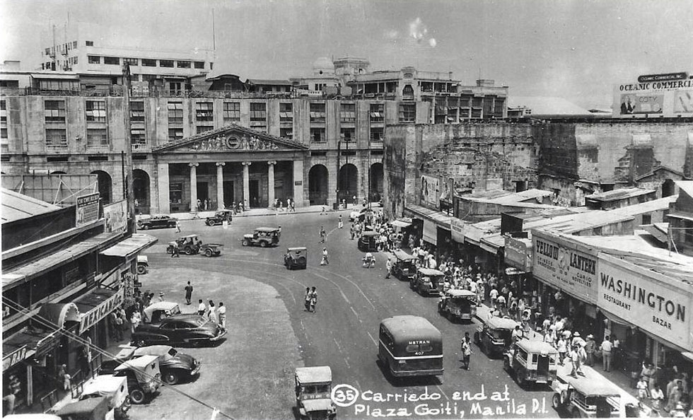 Plaza Goiti-Carriedo-1948