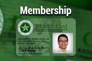 DLSAA Membership!